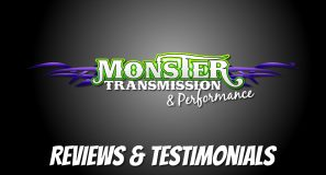 Monster Transmissions Reviews